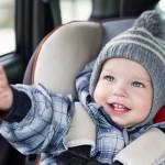 Instala bien a tu bebé en el vehículo