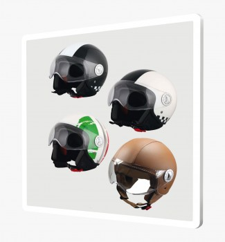 casques scooter