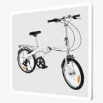 ¿Cómo elegir correctamente tu bicicleta plegable?