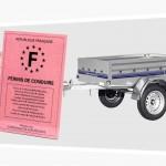 ¿Cuáles son las normas legales para llevar un remolque?